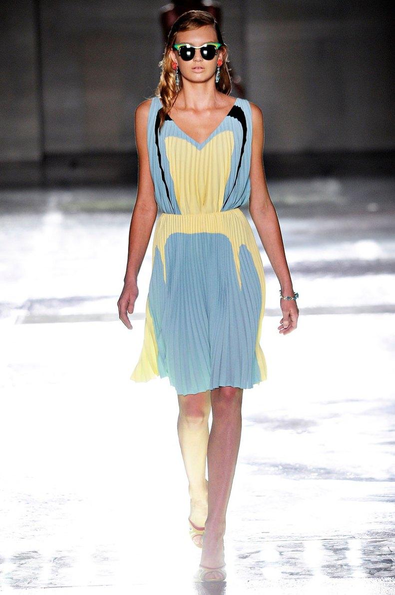 The Aggressive Fashion Prada Shoes Spring Summer 2012